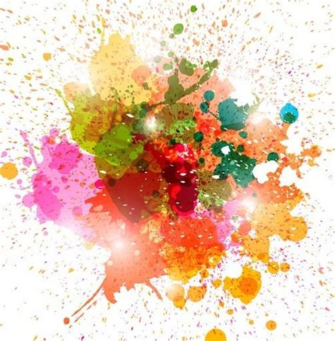 wallpaper colorful paint colorful paint splash vector background 02 arts i like