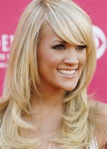 carrie underwood 2015 haircuts layered hairstyles of the hollywood elite