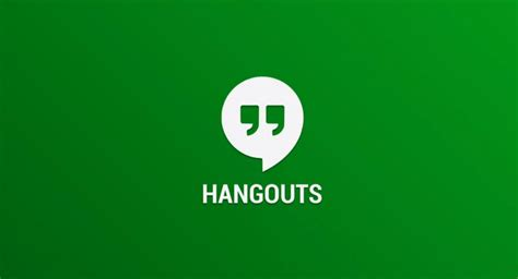 hangouts android hangouts for android comes with improved call quality