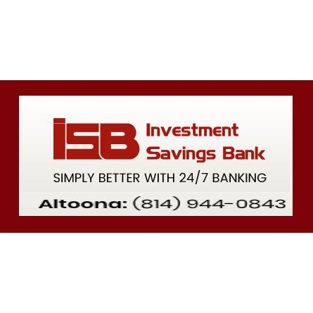 commercial bank and investment bank investment savings bank altoona pa company profile
