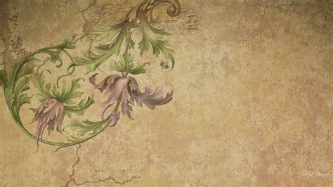 vintage floral design ppt backgrounds ppt pinterest renaissance background 1780