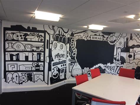 the pleasure room glide meeting room mural dan griffin