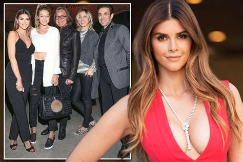 shiva hadjie gigi and bella hadid s stepmum shiva safai on her