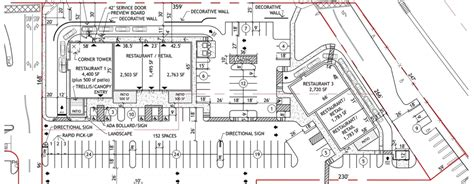 site plan drawings nice sle house plans 3 parking lot site plan 1600x623