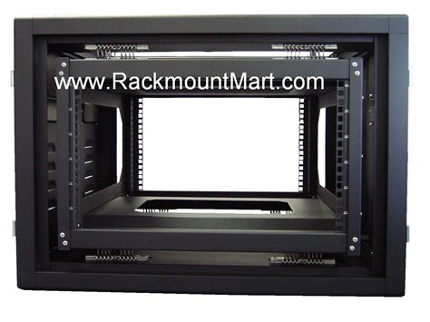 "***Special Sale SMC0901 9U Shock Mount Server Rack, 27.6""x"