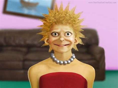 is lisa on la hair a man reality simpsons lisa simpson as a real person youtube