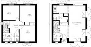 plan de de luxe etage chaios