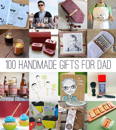 gifts for fathers for diy s day 100 handmade gifts for aol lifestyle