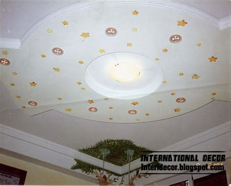 Gypsum Design For Ceiling by Interior Decor Idea 5 Modern Room Gypsum Ceilings
