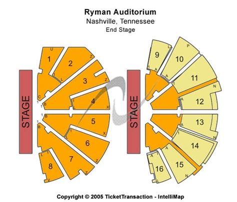 grand ole opry floor plan ryman seating chart opry brokeasshome com