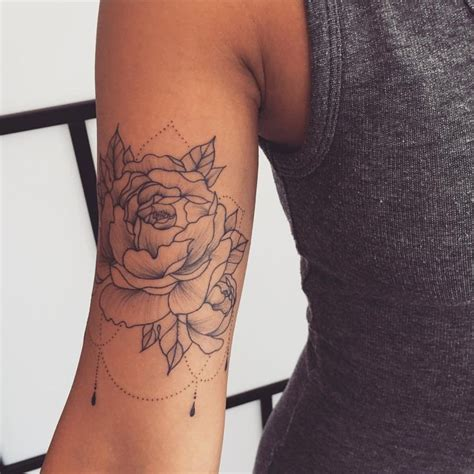 tattoo inspiration on instagram 25 best ideas about peonies tattoo on pinterest peony