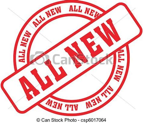 All New all new word st6 all new in vector format eps vector