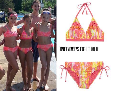 dance moms girls in bikinis mackenzie dance moms bikini download foto gambar
