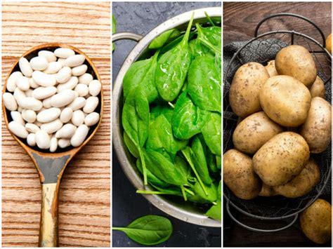 quali sono gli alimenti ricchi di potassio 10 alimenti ricchi di potassio donna moderna