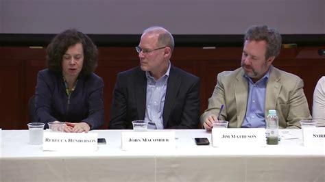 Harvard Business School Mba Webinar by Climate Mba Panel Webinar How Can Business Schools And
