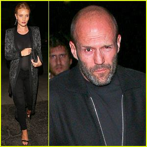 film jason statham 2017 lucky blue smith pregnant girlfriend stormi bree enjoy