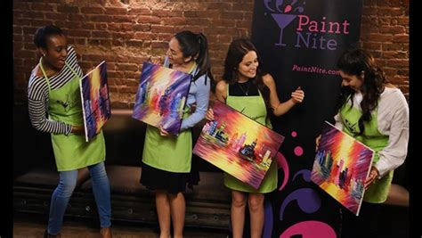 paint nite ogden paint nite fundraiser to help generosity feeds