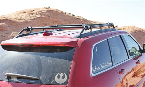 Jeep Wk2 Roof Rack by Jeep Grand Roof Rails 2005 2010