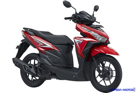 Sepeda Motor Vario 2016 vario 125 esp info sepeda motor