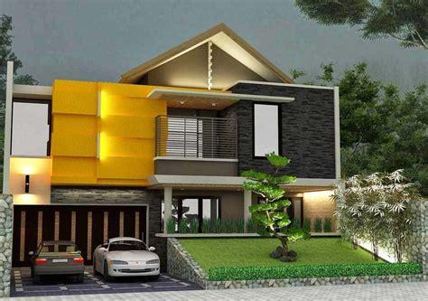 desain garasi mobil rumah 23 desain garasi mobil minimalis dengan pintu sing