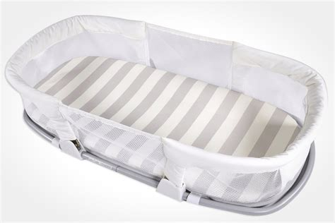 Swaddle Sleepers by Kinderboo Swaddle Me By Your Side Sleeper