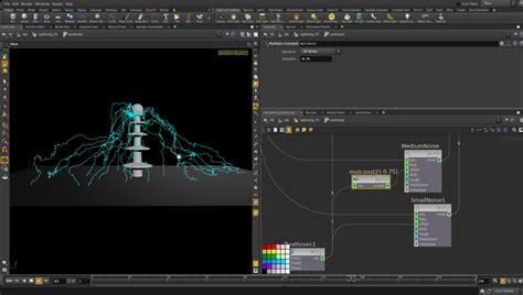 tutorial houdini fx making lightning fx in houdini cg tutorial