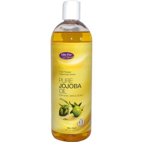 tattoo aftercare jojoba oil life flo health pure jojoba oil skin care 16 fl oz 473