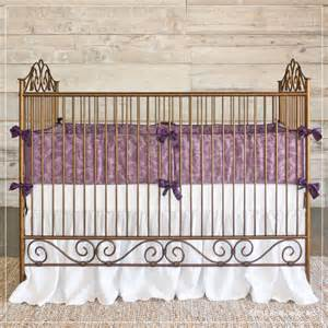 Wrought Iron Baby Cribs Casablanca Premiere Iron Baby Crib Gold Contemporary Cribs Baltimore By Bratt Decor Inc