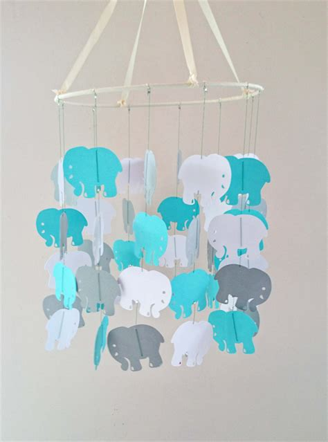 Baby Boy Crib Mobiles Baby Boy Crib Mobiles Baby Mobile Baby Crib Mobile Elephant Mobile By Lovefeltxoxo Space