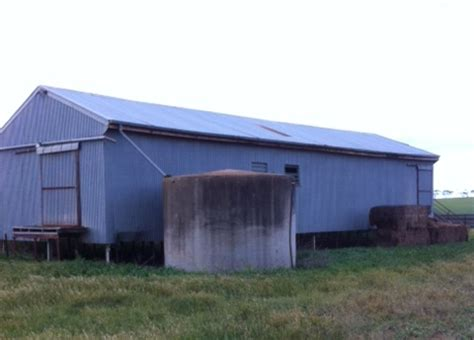 Shearing Shed For Sale by 2 Stand Gisborne Shearing Or Woolshed Livestock