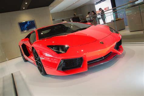 Fuel Used In Lamborghini Lamborghini Aventador Updated With Ultracapacitor Stop