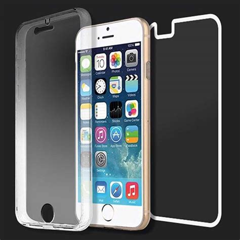 facecover for iphone 6 iphone 6s baourouge accessoires supports tablette mobile et