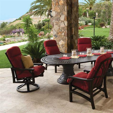 Tropitone Rose Pool And Patio Tropitone Outdoor Patio Furniture