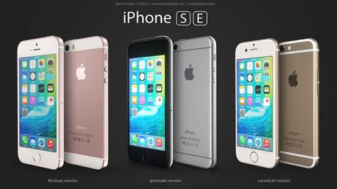 iphone 5se a new 4 inch iphone for 2016