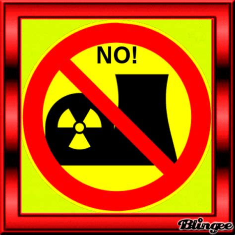 Says No To by Says No To Nuclear Power Challenge Picture