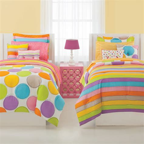 Rainbow Comforter by Rainbow Multi Colored Bedding Sets Bedroom Decor Ideas