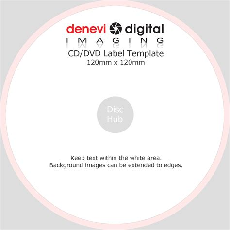 Cd Duplication Prices Denevi Digital Imaging Cd Dvd Label Template