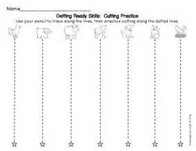 cutting worksheets for preschool virallyapp printables