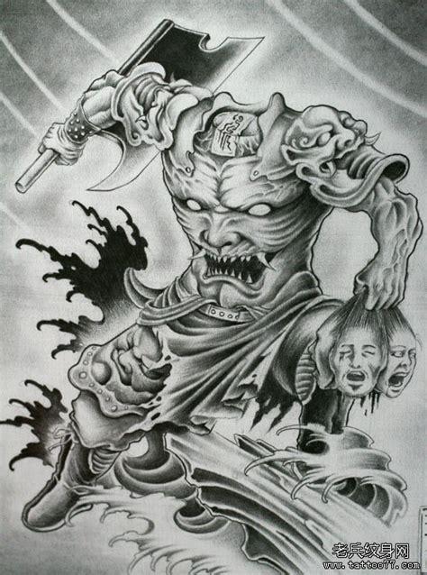古代战神刑天古代战神刑天图片 古代战神刑天的武器图片