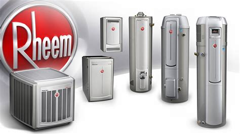 comfort care furnace rheem visual brand language priority designs