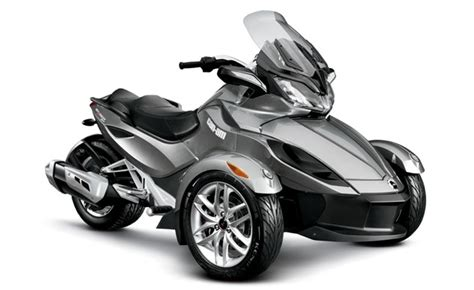 2013 Can Am Spyder RT and ST Models Recalled for Fire Risk