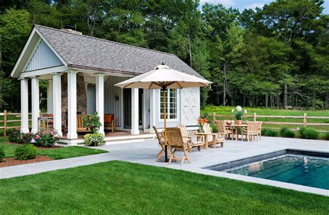 building a pool house crisp architects traditional pool new york by crisp architects