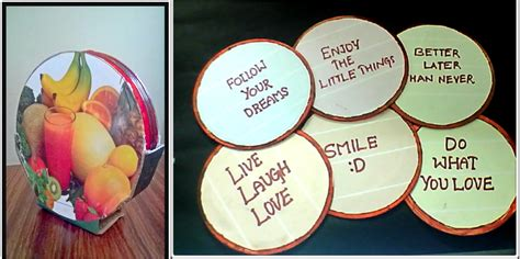 cd food diy cd quote coasters cd craft ideas best of waste