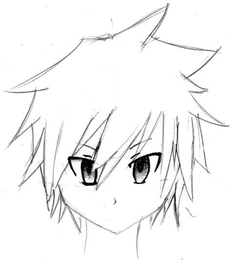 tutorial menggambar anime dengan photoshop code domain cara menggambar muka anime