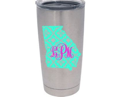 pug tumbler cup 17 best images about the pug yeti cup decals on monogram decal yeti