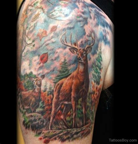 deer tattoos tattoo designs tattoo pictures