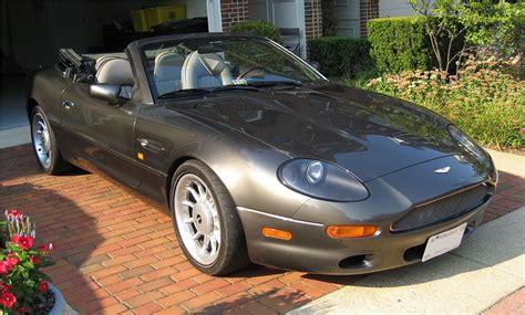 Aston Martin Db 7 by Aston Martin Db7 Wikip 233 Dia