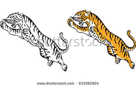 tiger tattoo stock images royalty free images amp vectors