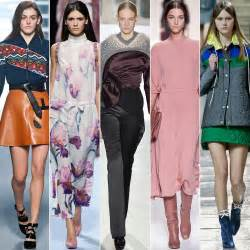 Fashion trends fall 2014 paris fashion week popsugar fashion