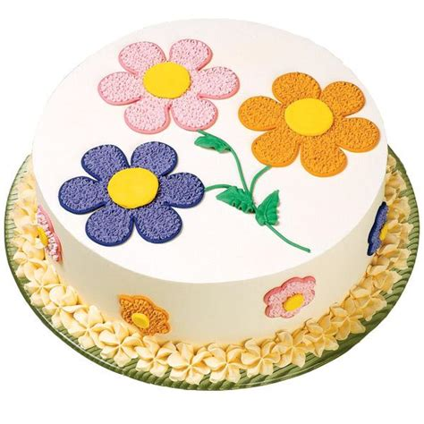 Cake Decorating Supplies by Pastel Posies Cake These Softly Colored Flowers Pack